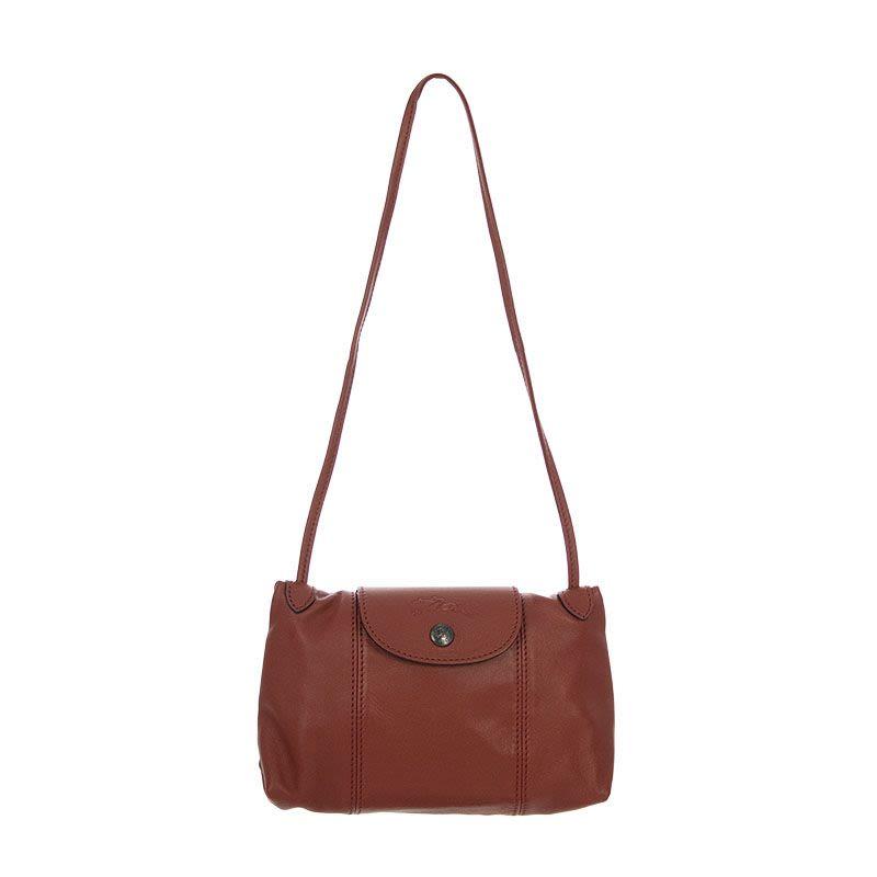 Longchamp女士潮流时髦女士单肩/单肩斜挎包1061 757 003