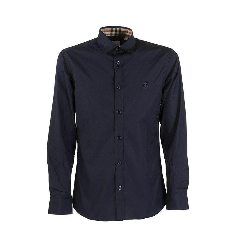 Burberry男士时尚经典男士衬衫8032306 A1222