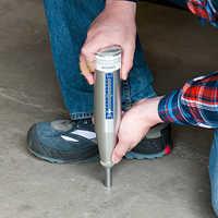 Concrete Rebound Hammer Tester Concrete Rebound Test Schmidt Hammer