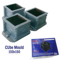 Concrete Cube Mould 150x150mm