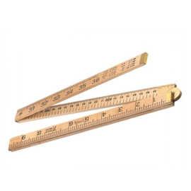 rule wooden 4 fold 60cm.