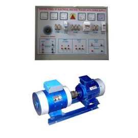 Motor Generator (DC to AC)