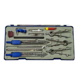 Bellstone Engineering Drawing Instruments box