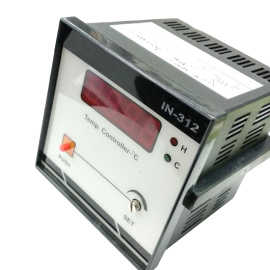 (RTD 0 to +200 Celsius) Digital Temperature Controller (DTC)