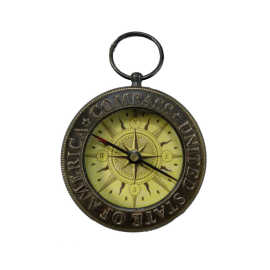 Dial Compass Size 3""