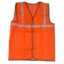 """net safety jacket 1"""" reflective tape"""