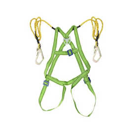 BELLSTONE FULL BODY HARNESS DOUBLE SCAFFOLDING HOOK