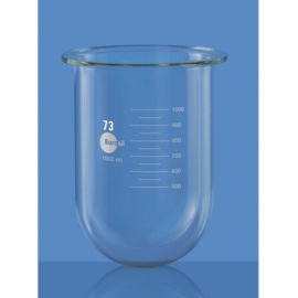 Flasks for Dissolution Apparatus Without Side Cut 4270 - D -