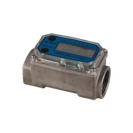 digital turbine 25mm flow meter