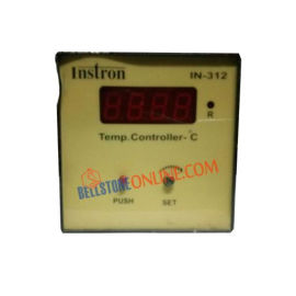 INSTRON DIGITAL TEMP CONTROLLER SIZE 72X72 MM