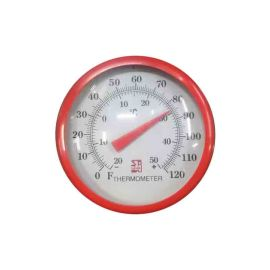 """Room Thermometer Dial (Wall & Table Type) Range 0 to 120ᵒC (-20 to +50)F Dial Size 4"""""""
