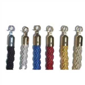 STANCHION ACCESSORIES-VELVET ROPE