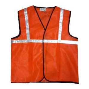 "FREE FALL 1"" REFLECTING TAPE SAFETY JACKET"