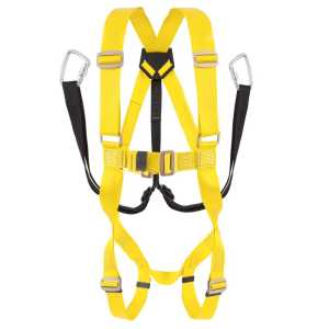 Bellstone Full Body Safety Belt/Harness Double Rope Belt