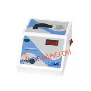 MICROPROCESSOR PHOTO COLORIMETER 8 FILTERS