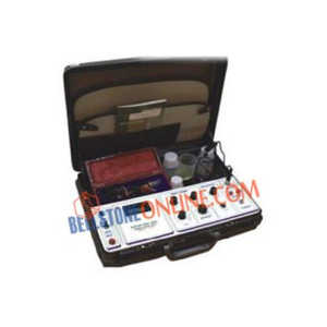 DIGITAL WATER AND SOLL ANALYSIS KIT 3 DIGIT LED DISPLAY COVERING (6 PARAMETERS)
