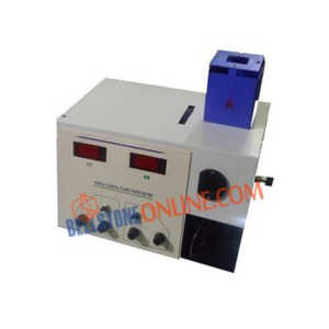 DIGITAL FLAME PHOTOMETER WITH FILTER