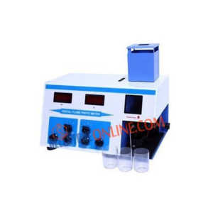 DIGITAL CLINICAL FLAME PHOTOMETER DOUBLE DISPLAY