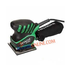 HITACHI SV12SG ORBITAL SANDER 110X100MM, 200W, 14000 RPM