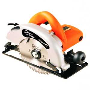 PLANET POWER PCS 190N 1550W, BD-185MM, 5,000RPM CIRCULAR SAW