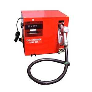 BELLSTONE ANALOG (12V 4 Meter Hose) DC Diesel Pump Box Set