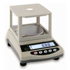 DENWER PRECISION GOLD BALANCE WITH EXTERNAL CALIBRATION CAPACITY 300G