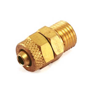 PBI BRASS PU CONNECTOR