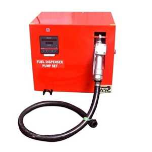 BELLSTONE DIGITAL (12V 4 Meter Hose) DC Diesel Pump Box Set