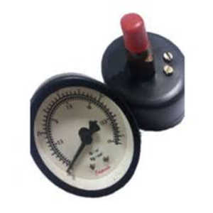 JTM MS BODY PRESSURE GAUGE 50MM (Back Mounting)
