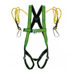 FREEFALL FULL BODY HARNESS DOUBLE HOOK