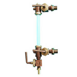 Bronze Grand Packed Water Level Gauge valve- Flanged Ends