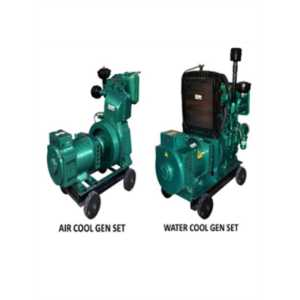 GENERATING SET SELF START SINGLE PHASE 7.5 KVA 10 HP