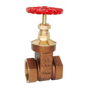 Gun Metal gate Valve ISI Marked