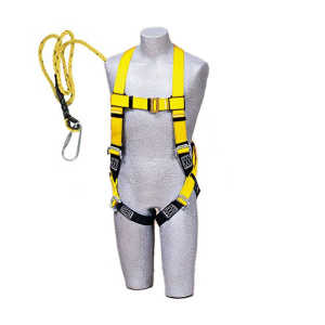 UNISAFE FULL BODY HARNESS SINGLE HOOK