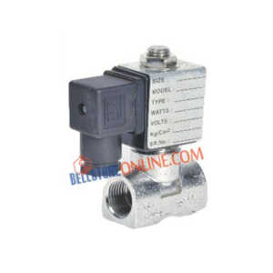 2/2 WAY BRASS BODY DIRECT ACTING SOLENOID VALVE