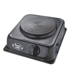 Electric Hot Plate Tawa Induction Cook Top Powder Coating Type 1500 Watt 230 Volt