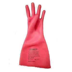 Kavach Electrical and Electrician Gloves 15 K.V.