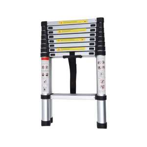 Telescopic Ladder 2 Meter (Aluminium Folding)