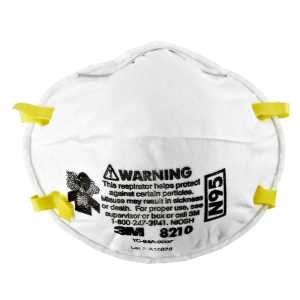 3M 8210 SAFETY MASK (Pack of 5)