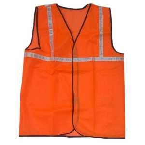 "net safety jacket 1"" reflective tape"