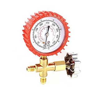 HS - 466 AL/AH Single Manifolds Pressure Gauge