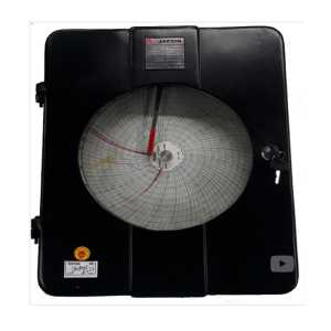 Pressure Temperature Circular Chart Recorder