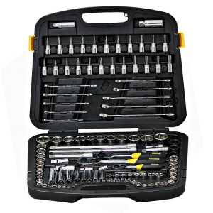 STANLEY MECHANICS TOOLS - 120 PC MASTER SET