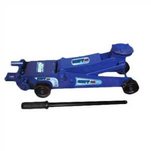GRIPP HYDRAULIC JACK WITH TROLLY 10 TON