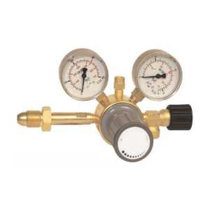 Co2 gas pressure regulator