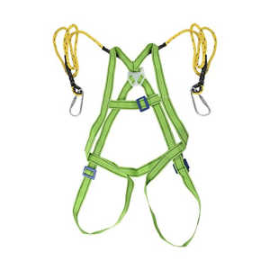 bellstone safety belt full body harness double hook
