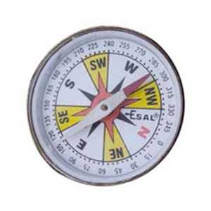 BELLSTONE DIRECTIONAL COMPASS PACK 100 PCS 25 MM