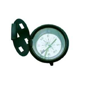 BELLSTONE LOCK TYPE COMPASS ALUMINIUM BODY 45 MM