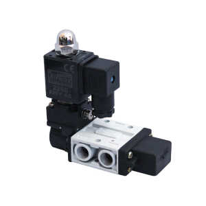 3/2 WAY SINGLE SOLENOID VALVE(RM)