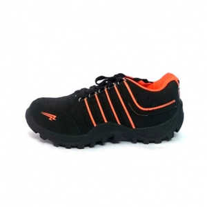 STRONG SAFETY SHOES (UPPER MICRO LEATHER)